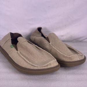 SANUK Vagabond Tripper Slip-on Loafers (A22-6A)